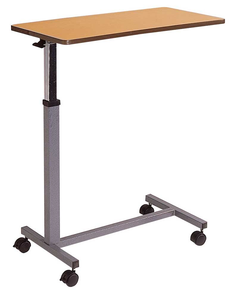 Bedaccessoires bedtafel in hoogte verstelbaar - Bed tafel ...