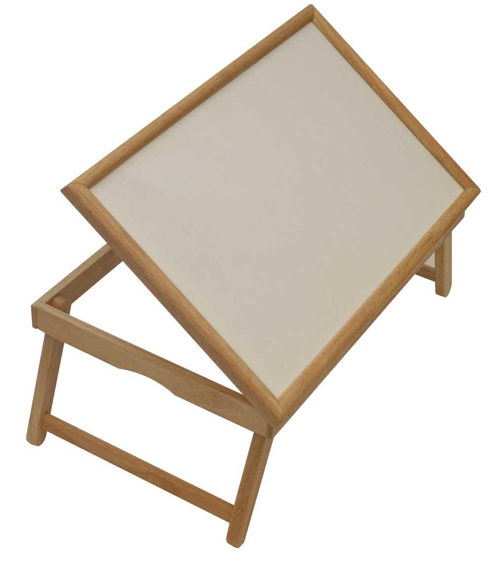 Verstelbare houten bedtafel - Bed tafel ...